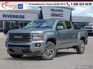 New 2020 GMC Canyon 4WD All Terrain w/Cloth for sale in Prescott, ON