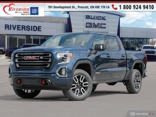 New 2020 GMC Sierra 1500 AT4 for sale in Prescott, ON