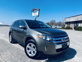 Used 2014 Ford Edge SEL for sale in Ridgetown, ON