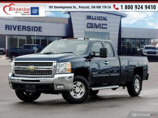 Used 2010 Chevrolet Silverado 2500 HD LT for sale in Prescott, ON