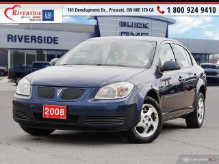 Used 2008 Pontiac G5 for sale in Prescott, ON