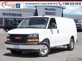 Used 2020 GMC Savana 2500 Work Van for sale in Prescott, ON
