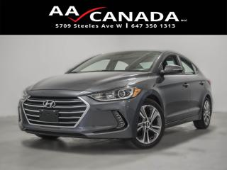 Used 2017 Hyundai Elantra GLS for sale in North York, ON