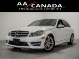 Photo of White 2014 Mercedes-Benz C-Class