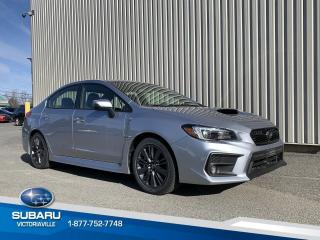 Used 2020 Subaru WRX 2.0i AWD ** WRX SPORT ** NEUF NEUF for sale in Victoriaville, QC