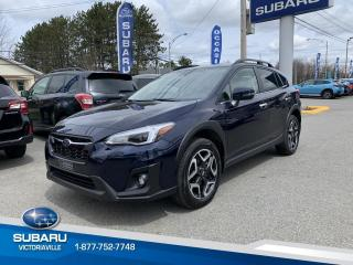 Used 2020 Subaru XV Crosstrek 2.0i AWD ** LIMITED ** EYESIGHT for sale in Victoriaville, QC
