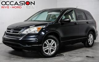 Used 2011 Honda CR-V 4WD EX-L CUIR-TOIT+++ for sale in Boisbriand, QC