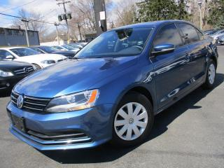 Used 2016 Volkswagen Jetta Sedan 1.4 TSI AUTO TRENDLINE+|ONE OWNER|40,000KMS !!! for sale in Burlington, ON