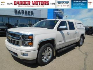 Used 2014 Chevrolet Silverado 1500 High Country for sale in Weyburn, SK