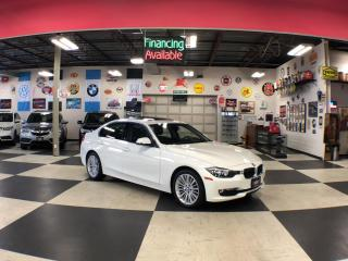 Used 2015 BMW 3 Series 320I X DRIVE LUXURY   NAVI   PKG AUT0 SUNROOF 74K for sale in North York, ON