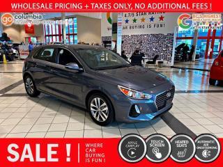 Used 2019 Hyundai Elantra GT GT - Preferred Edition for sale in Richmond, BC