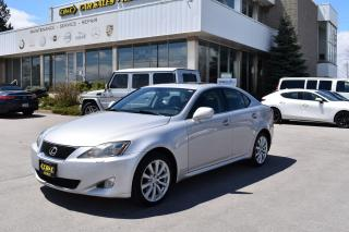 Used 2006 Lexus IS 250 AWD for sale in Oakville, ON