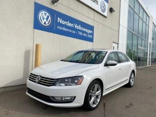 Used 2012 Volkswagen Passat 3.6L HIGHLINE / SPORT + NAVI PKG for sale in Edmonton, AB