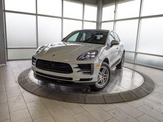 New 2020 Porsche Macan for sale in Edmonton, AB