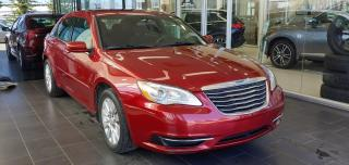 Used 2013 Chrysler 200 LX, CRUISE, A/C for sale in Edmonton, AB
