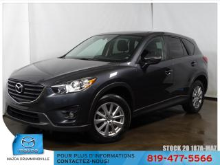 Used 2016 Mazda CX-5 |GS|AWD|GPS|TOITOUV|SIEGCHAUF|CAMERA| for sale in Drummondville, QC