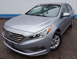 Used 2015 Hyundai Sonata GL *HEATED SEATS* for sale in Kitchener, ON