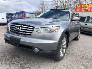 Used 2004 Infiniti FX35 for sale in Pickering, ON
