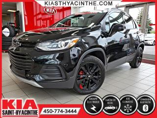 Used 2018 Chevrolet Trax LT AWD ** EDITION REDLINE for sale in St-Hyacinthe, QC