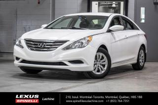 Used 2012 Hyundai Sonata GL 4 CYL AUTO; **RESERVE / ON-HOLD** MOTEUR À INJECTION DIRECTE - TRANSMISSION AUTOMATIQUE - SIÈGES AVANT CHAUFFANT for sale in Lachine, QC