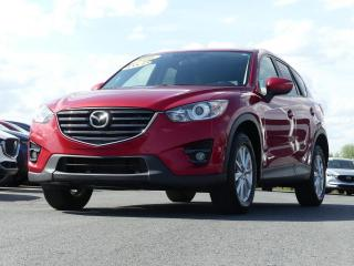 Used 2016 Mazda CX-5 GS / TRACTION INTEGRALE / TOIT OUVRANT / for sale in St-Georges, QC