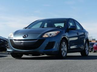 Used 2010 Mazda MAZDA3 GX / AUTOMATIQUE for sale in St-Georges, QC