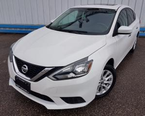 Used 2016 Nissan Sentra 1.8 SV *SUNROOF* for sale in Kitchener, ON