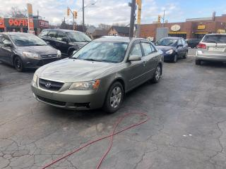 Used 2008 Hyundai Sonata Auto GL for sale in Toronto, ON