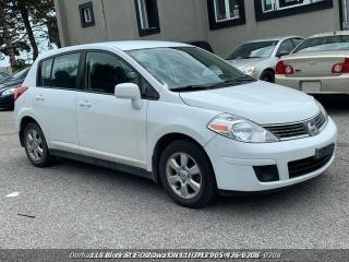 Used 2009 Nissan Versa 1.8 S for sale in Whitby, ON