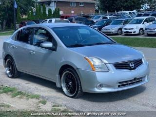 Used 2010 Nissan Sentra 2.0 for sale in Whitby, ON
