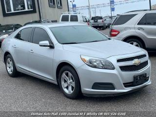 Used 2013 Chevrolet Malibu LS for sale in Whitby, ON