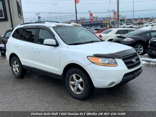 Used 2009 Hyundai Santa Fe 3.3 GLS for sale in Whitby, ON