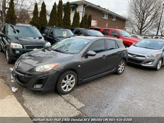 Used 2010 Mazda MAZDA3 s Sport for sale in Whitby, ON