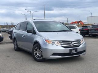 Used 2012 Honda Odyssey EX-L 8 PASS LOADED! for sale in Oakville, ON