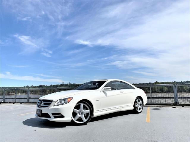 2011 Mercedes-Benz CL550 AMG - $285 BI-WEEKLY TAX INC $0 DOWN