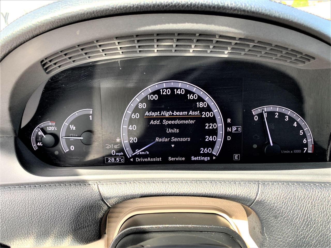 2011 Mercedes-Benz CL550