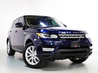 Used 2016 Land Rover Range Rover Sport TD6 I HSE I PANO I BLIND SPOT I 20 INCH WHEELS for sale in Vaughan, ON