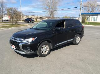 Used 2018 Mitsubishi Outlander ES for sale in Carp, ON
