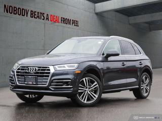 Used 2018 Audi Q5 2.0 Tfsi Quattro Technik S Tronic for sale in Mississauga, ON