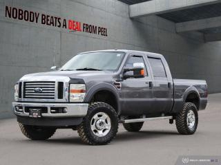 Used 2010 Ford F-250 4WD Crew Cab 156  XLT for sale in Mississauga, ON
