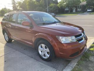 Used 2013 Dodge Journey Fwd 4dr for sale in Toronto, ON