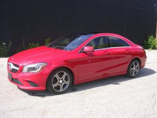 Used 2015 Mercedes-Benz CLA-Class 4dr Sdn CLA250 4MATIC for sale in Richmond Hill, ON