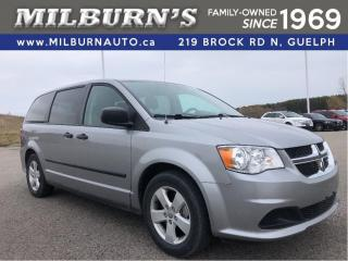 Used 2017 Dodge Grand Caravan SE PLUS PACKAGE for sale in Guelph, ON