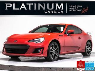 Used 2017 Subaru BRZ Limited,RWD,CAM,HEATED SEATS,ONE OWNER for sale in Toronto, ON