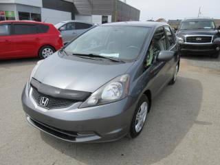 Used 2013 Honda Fit 5DR HB MAN LX for sale in Beauport, QC