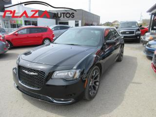 Used 2016 Chrysler 300 4DR SDN 300S RWD for sale in Beauport, QC