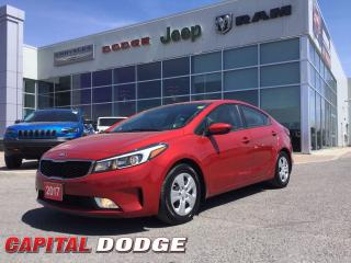 Used 2017 Kia Forte LX for sale in Kanata, ON