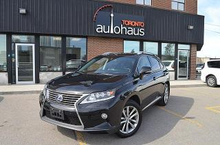 Used 2015 Lexus RX 450h ULTRA PREMIUM/NO ACCIDENTS for sale in Concord, ON