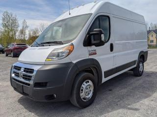 Used 2018 RAM ProMaster CAMÉRA RECUL BLUETOOTH *NAVIGATION* for sale in Mirabel, QC