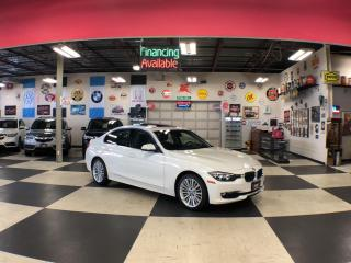 Used 2015 BMW 3 Series 320I X DRIVE LUXURY  PREMIUM PKG AUT0 SUNROOF 72K for sale in North York, ON